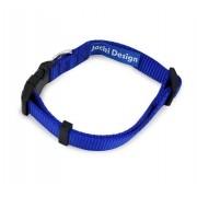 Coleira Tradicional Pet ARN16119-AZ Jacki Design