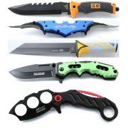 kit 3 canivete base M