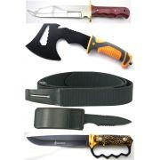 kit 5 canivetes base G