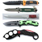 kit 5 canivetes base M