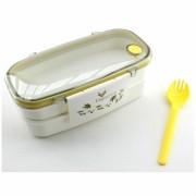 Marmita Pote Para Comida Microondas 2 andares 6405 BPA Free