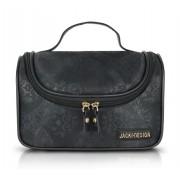 Necessaire c/ Gancho Damasco ABC15085-PR Jacki Design