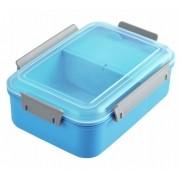 Pote p/ Marmita c/ 3 Compartimentos AWM17225-AZ Jacki Design