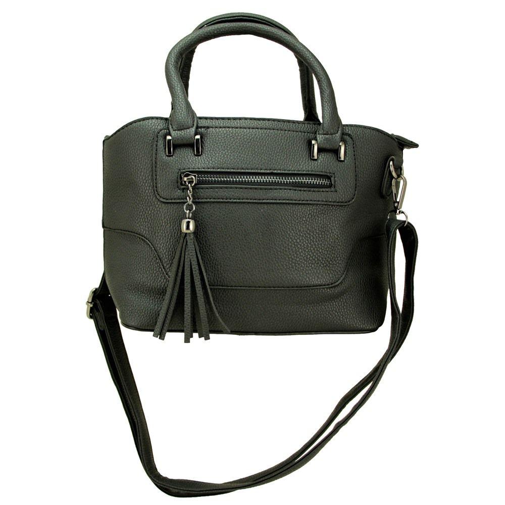 c151e8225 Bolsa Feminina pequena de mão e alça Transversal L-030 - MMS Shop ...