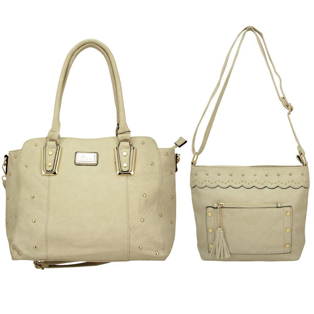 7290426d2f ... Bolsa para Mulher kit com duas bolsas ED0035 - MMS Shop ...