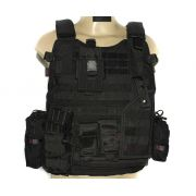 Colete - Combo Tactical II - Preto