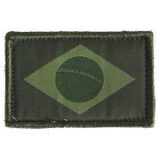 CÓPIA - Bandeira do Brasil - WTC - Verde Oliva