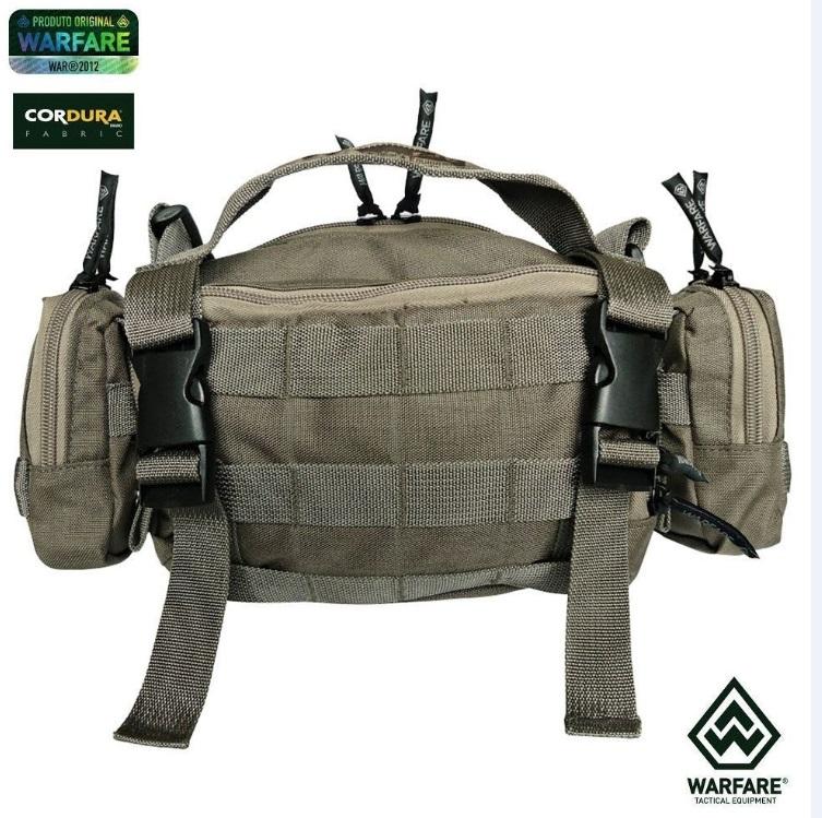 Bolsa Warfare - VERSIPACK II - Desert