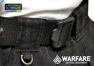 Cinto BDU - Warfare - Preto