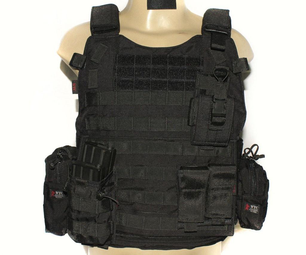 Colete - Combo Tactical I - Preto