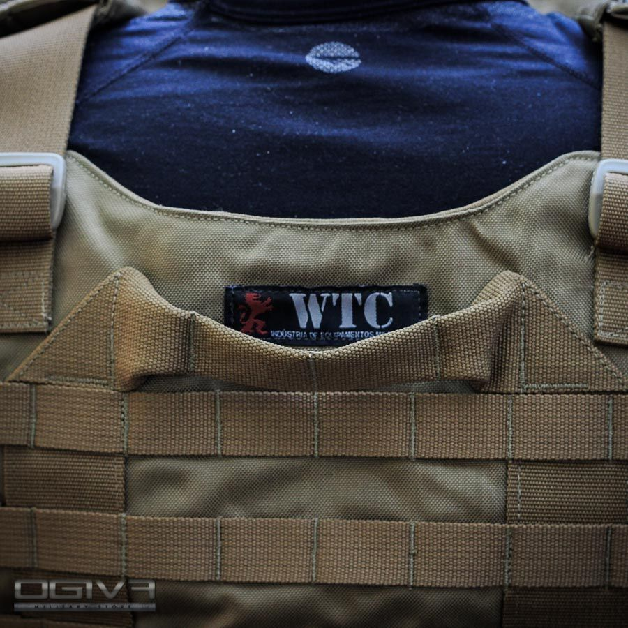 Plate Carrier - WTC - Coyote Brown