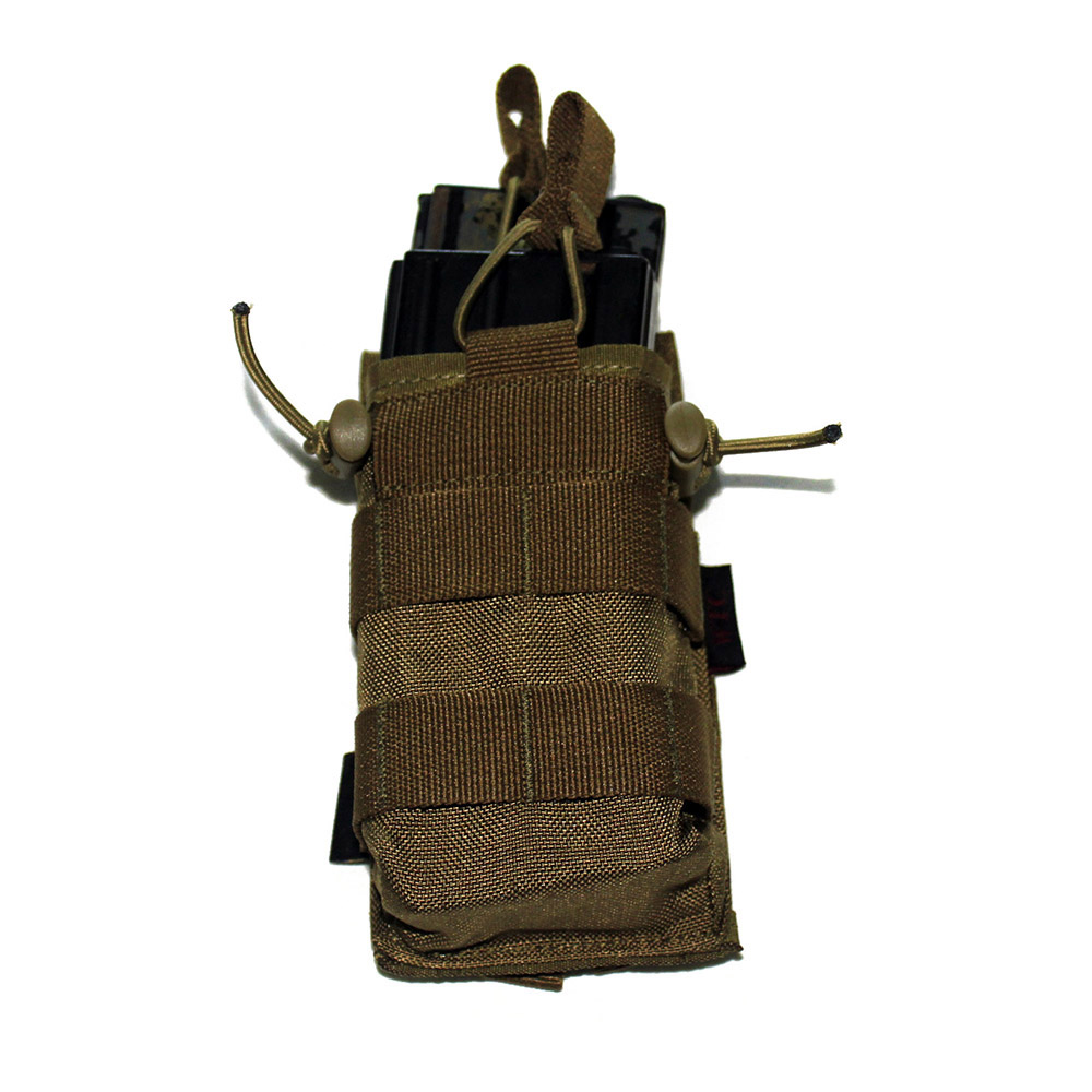 Porta carregador duplo 556 - WTC - Coyote Brown
