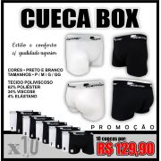COMBO X10 CUECAS BOXER