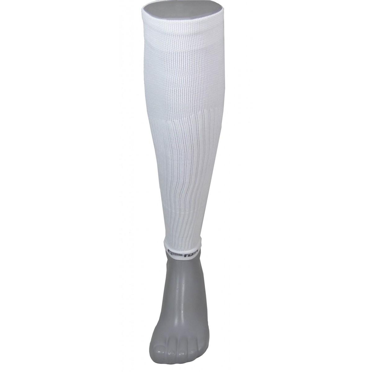 Canelito  de compressão liso - Branco