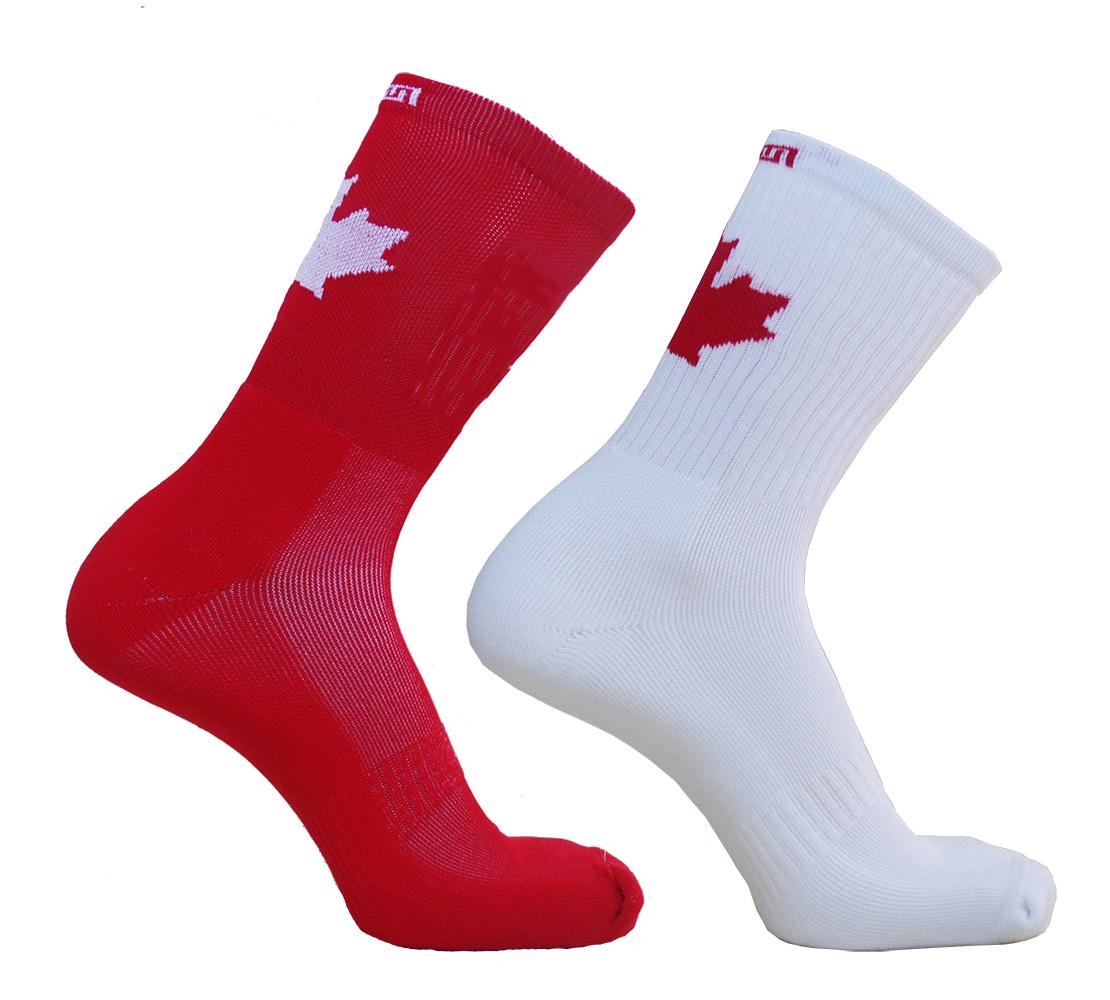 Par de meia Compressão cano médio  - Canadá Lisa