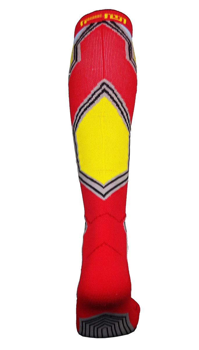 Par de meia de compressão anatômica  - Iron Socks