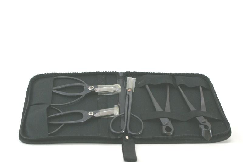 Estojo de ferramentas importado - Chinês - contendo 5 peças