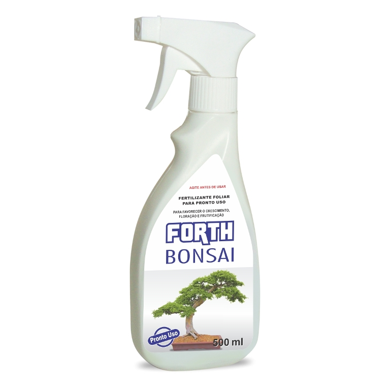 Forth Bonsai fertilizante para uso 500 ml