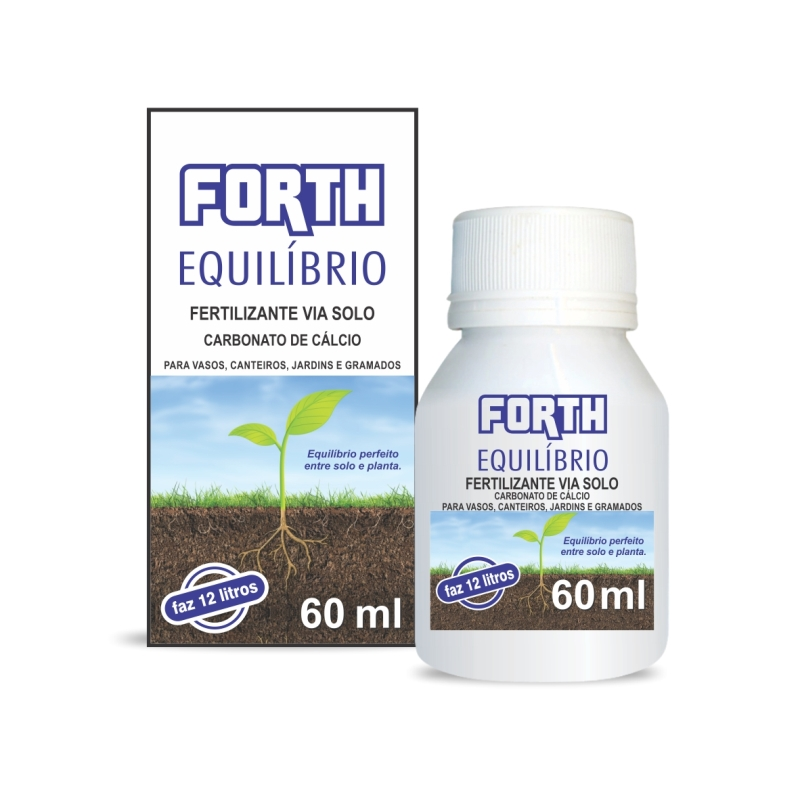 Forth Equilibrio concentrado 60 ml