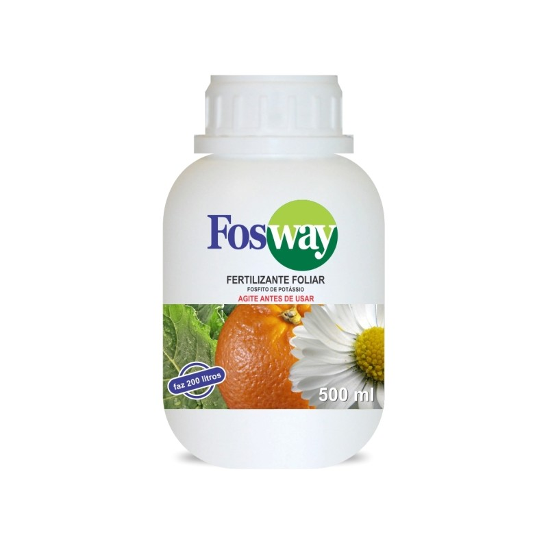 FOSWAY FERTILIZANTE FOLIAR CONCENTRADO 500ML