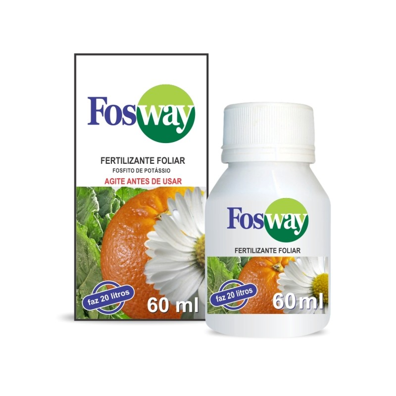 Fosway fertilizante foliar concentrado 60 ml
