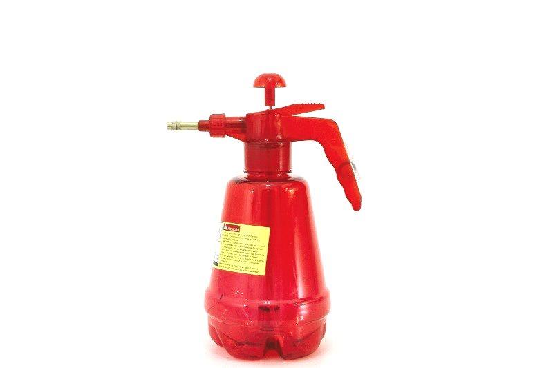 Pulverizador versátil para casa e jardim  1,5 litros Vermelho.