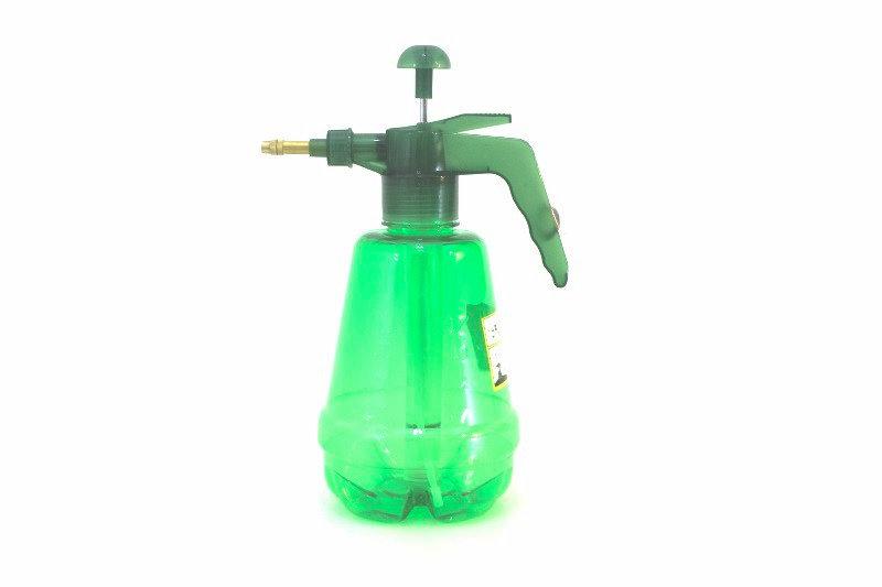 Pulverizador versátil para casa e jardim 1,5 litros Verde.