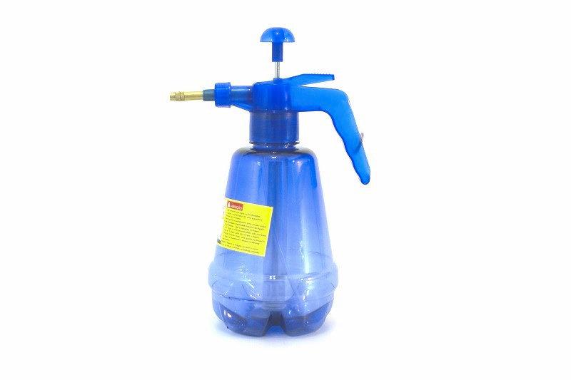 Pulverizador versátil para casa e jardim 1,5 litros Azul.