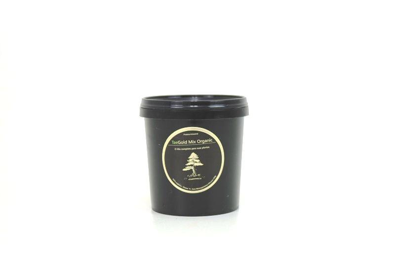 TAEGOLD Mix Organic - adubo organico POTE 250 gramas