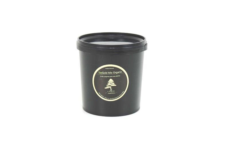TAEGOLD Mix Organic - adubo organico POTE 500 gramas