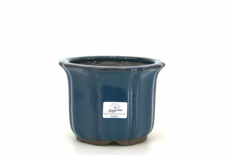 Vaso Cascata - produto nacional - (AxLxC) 12x15x15 (Medidas externas)