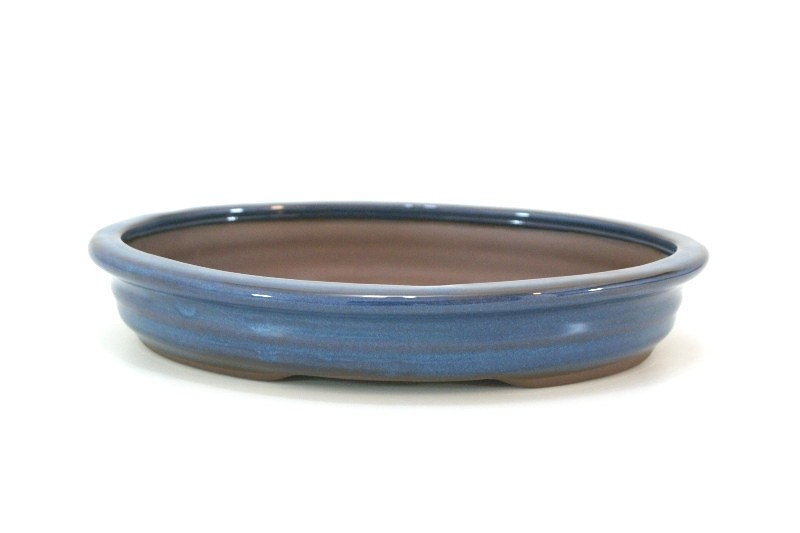 Vaso Oval - Floresta  - Literato - medidas externas - (AxLxC)  5x20x27 cm