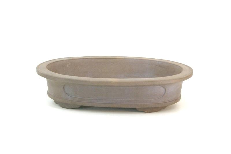 Vaso oval  Importado - Chinês - madidas externas - (AxLxC) 10x28x40 cm
