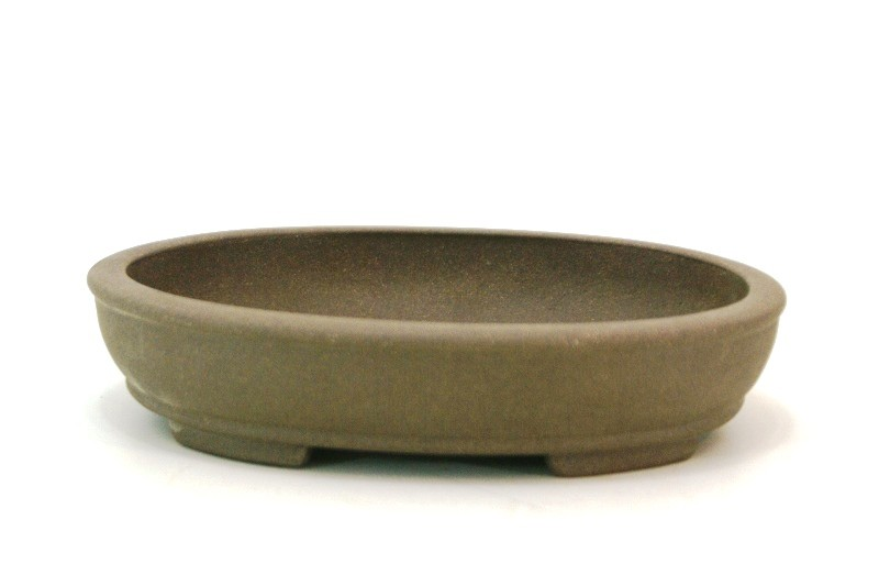 Vaso oval Importado -  medidas externas - (AxLxC) 5x16x20 cm