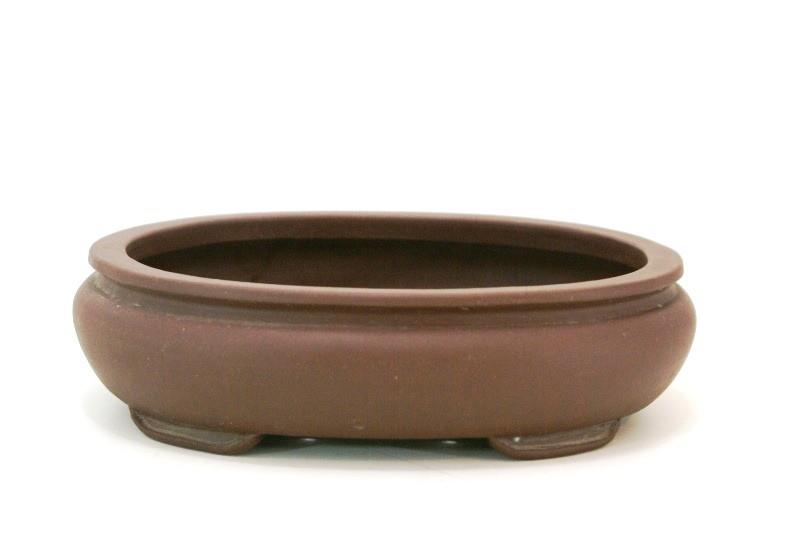 Vaso oval Importado -  medidas externas - (AxLxC) 6x18x22 cm