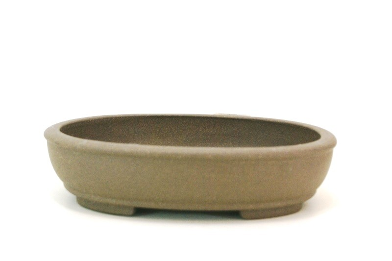 Vaso oval Importado -  medidas externas - (AxLxC) 6x20x25 cm