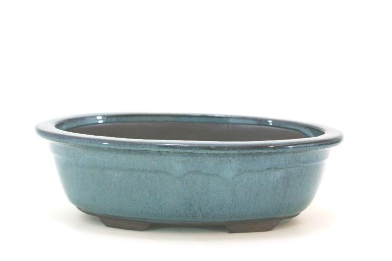 Vaso Oval importado - medidas externas - (AxLxC)  9x20x29 cm