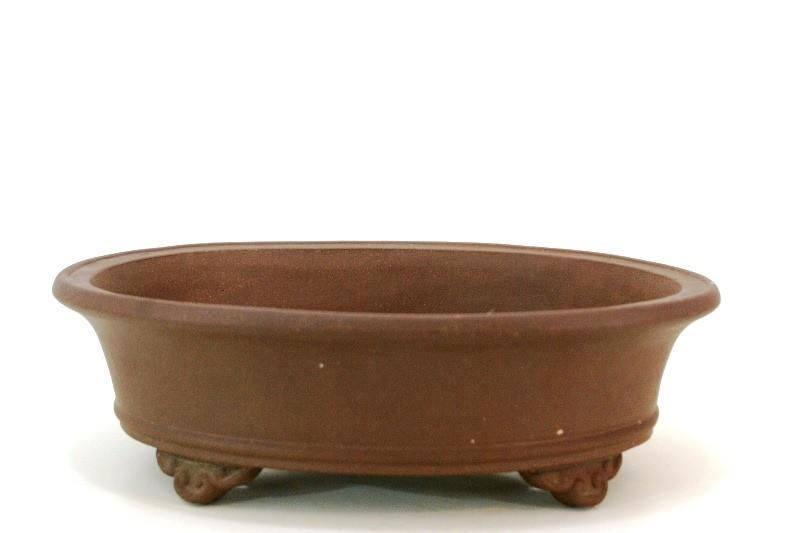 Vaso oval Importado -  medidas externas - (AxLxC) 9x24x30 cm