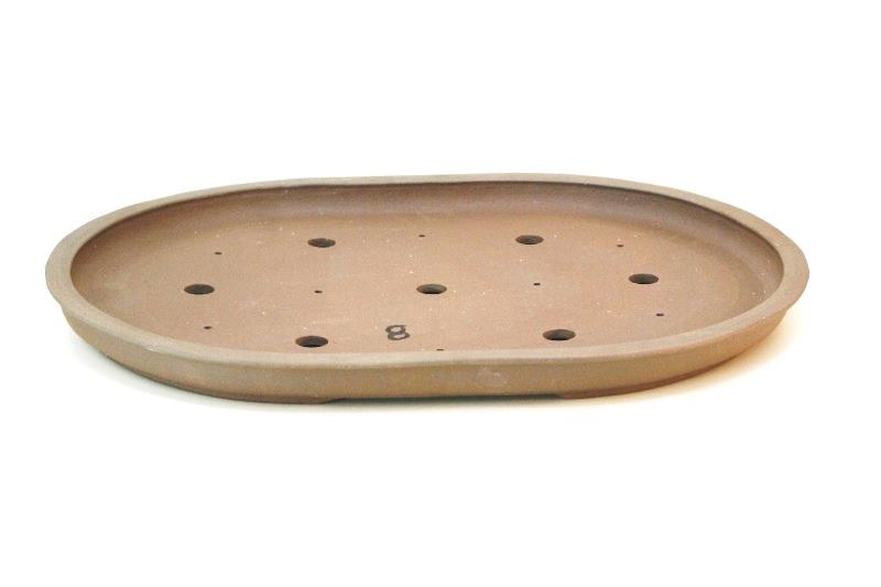 Vaso oval  Jorge Ribas  - medidas externas - (AxLxC) 4X35X47 centímetros