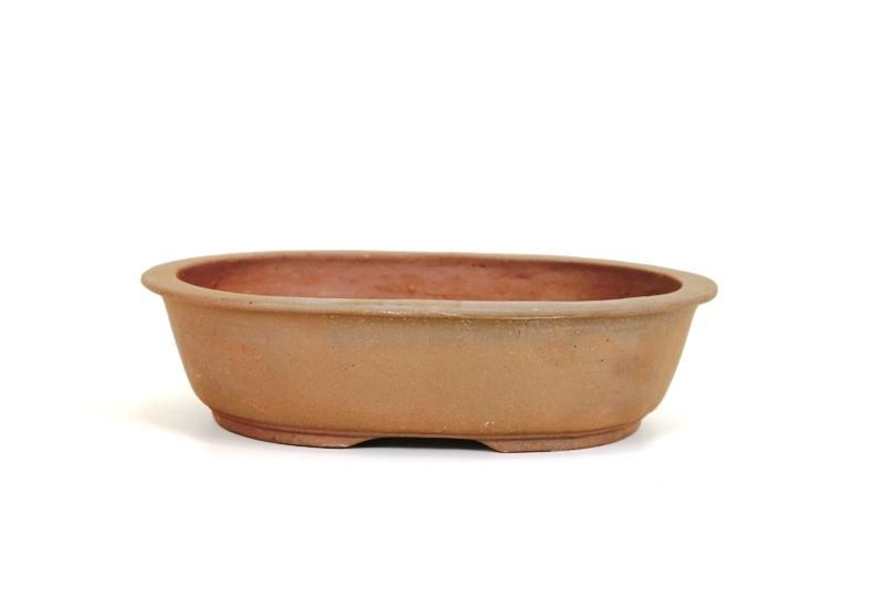 Vaso oval jorge Ribas  - medidas externas - (AxLxC) 6x19x25 centímetros