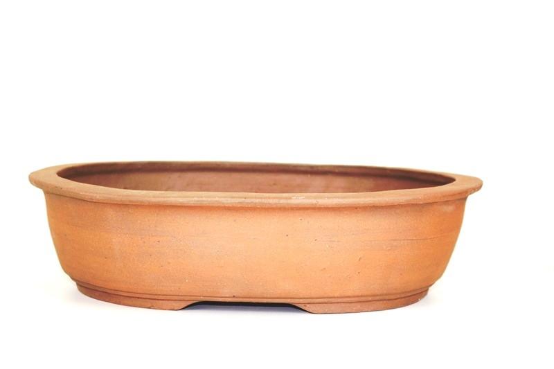 Vaso oval Jorge Ribas - medidas externas - (AxLxC) 9x28x35 centímetros