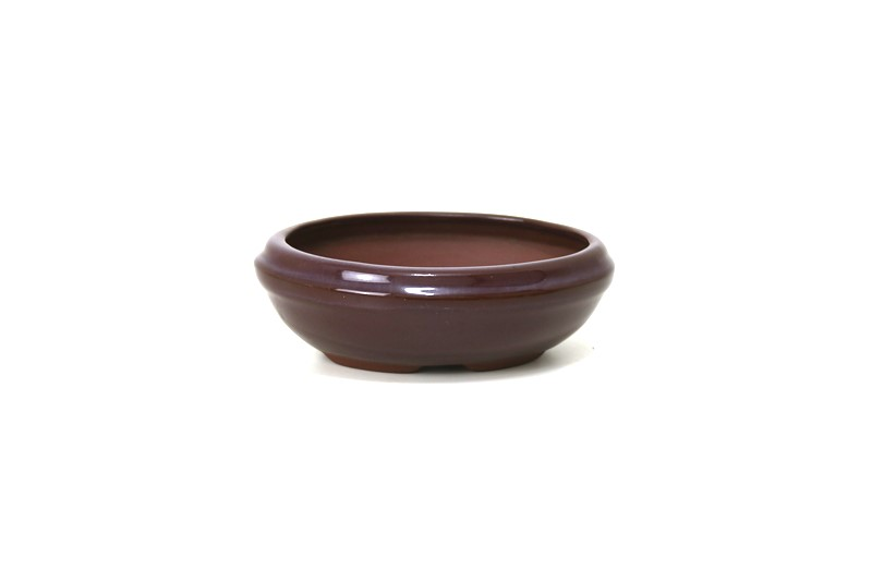 Vaso Oval - Literato - medidas externas - (AxLxC) 5x12x17 cm