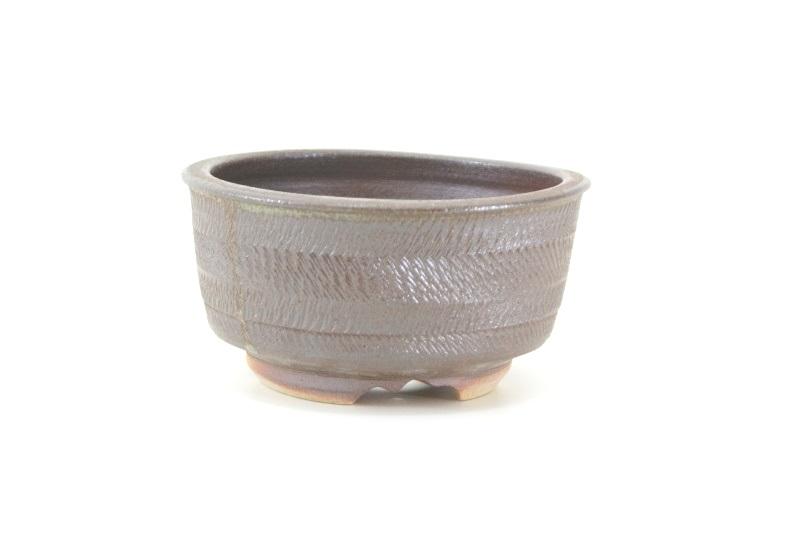 Vaso redondo - Izume - (AxLxC) 8x17x17 - (medidas externas)
