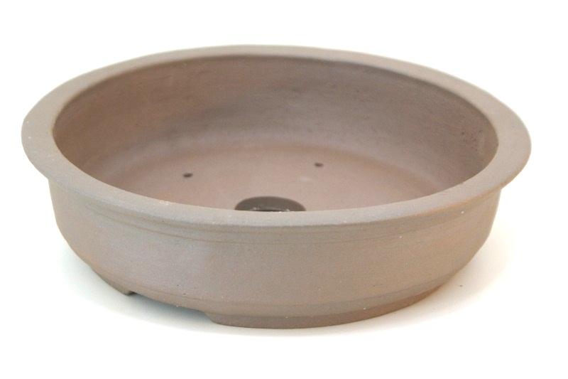 Vaso redondo Jorge Ribas - medidas externas - (AxLxC) 7x26x26 centímetros