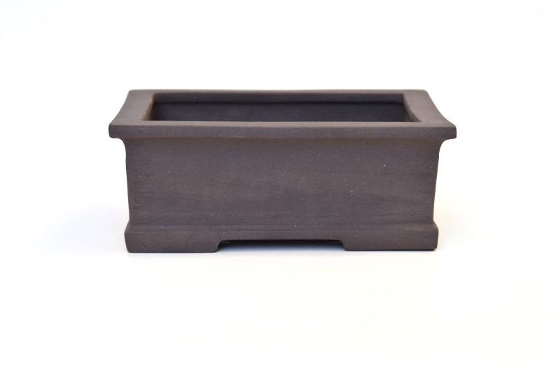 Vaso Retangular - Sergio Onodera – Medidas externas (AxLxC)  7,5x16x22 cm
