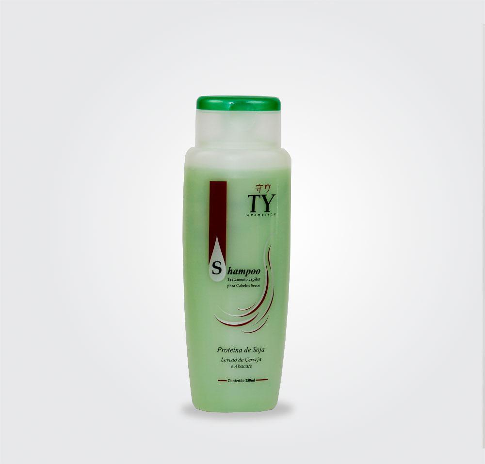 Shampoo Cabelos Secos