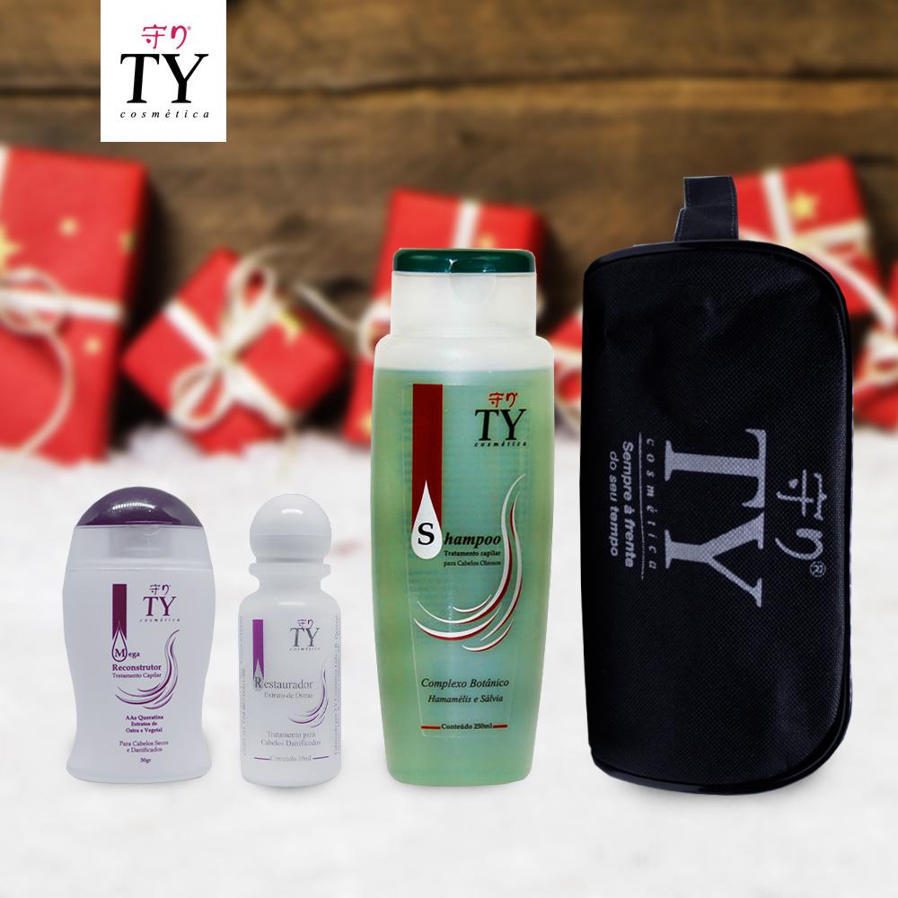 Kit 2 - Unissex -  Restaurador + Shampoo...