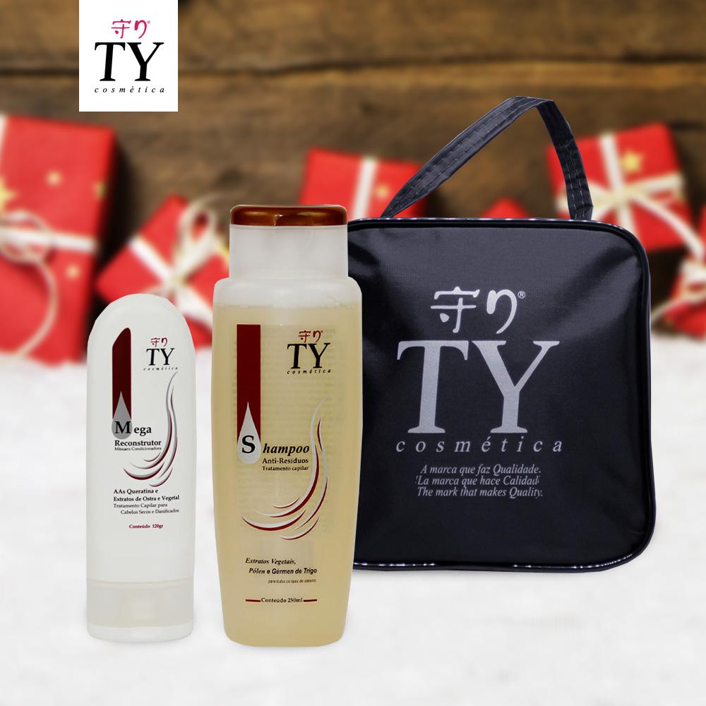 Kit 5 - Feminino - Mega + Shampoo...