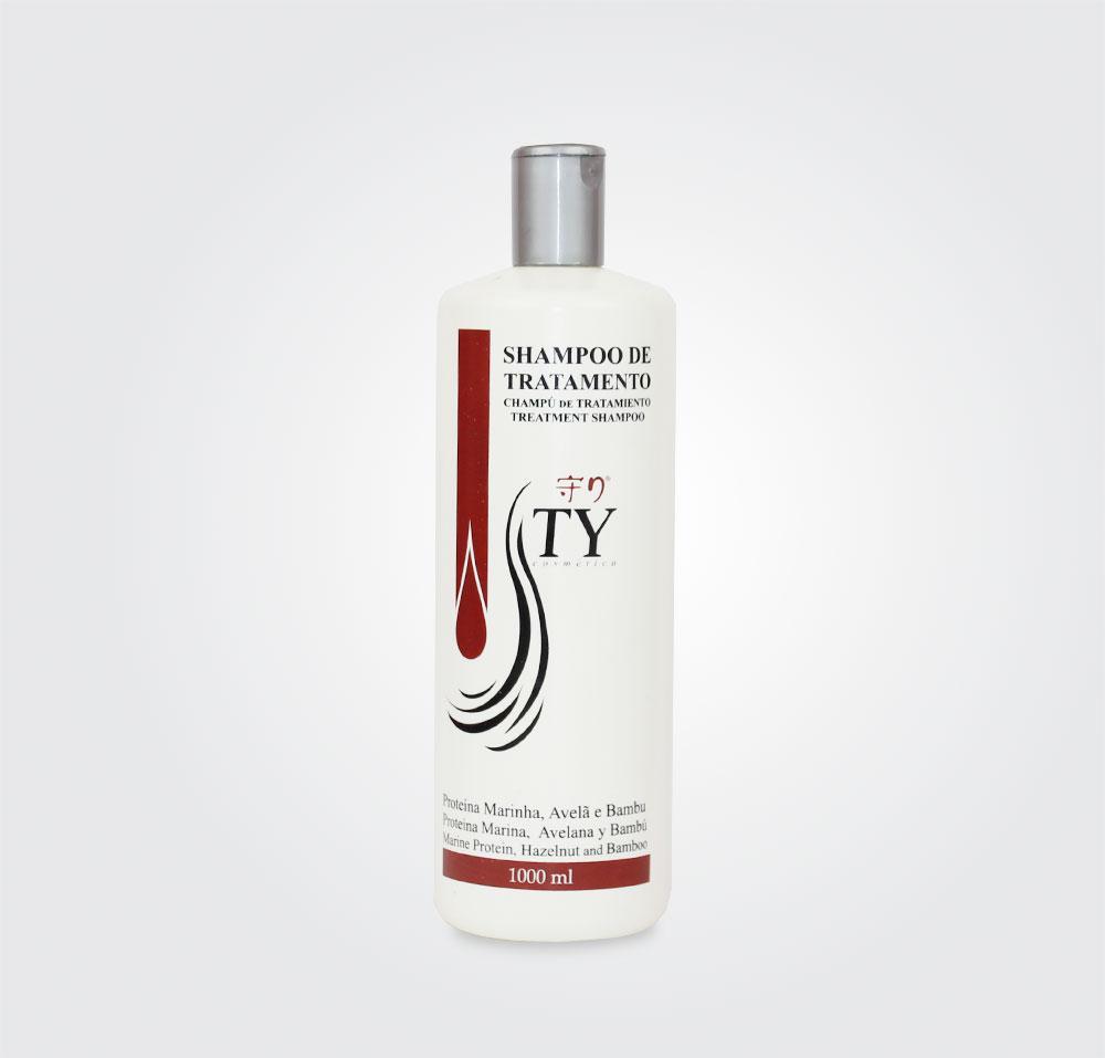 Shampoo Cabelos Danificados