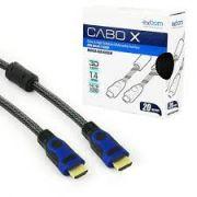 Cabo HDMI 20 metros 1.4 com Filtro e Malha CBX-H200CM CB0192EX